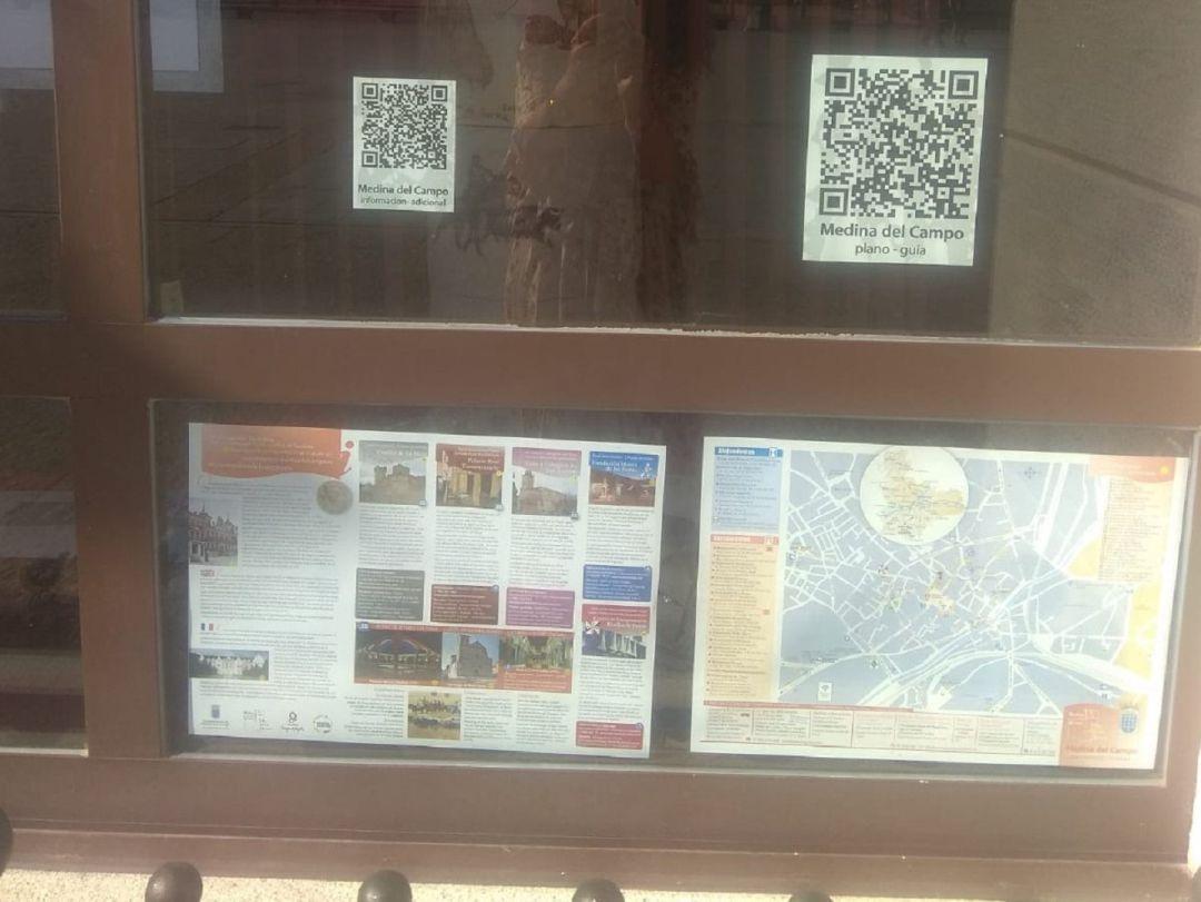 La Oficina de Turismo ofrece toda la información a través de Códigos QR