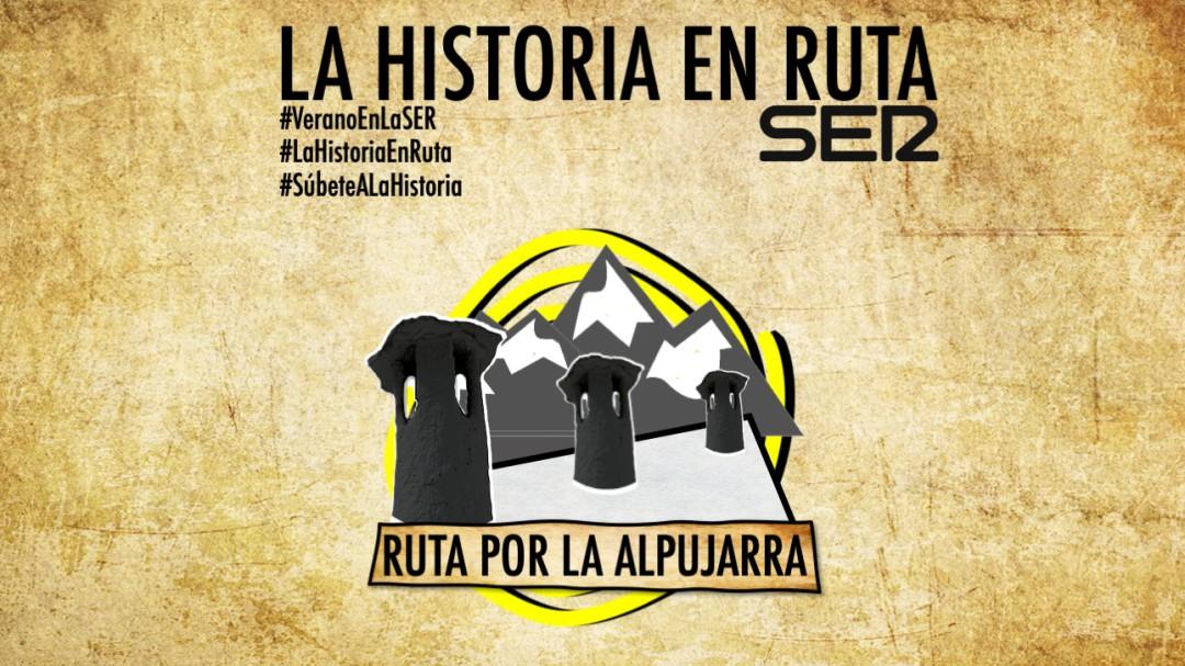 Una ruta por la Historia de los pueblos blancos de La Alpujarra, con Luis Mottola