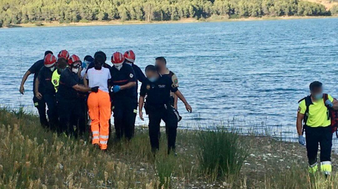 Fallece por ahogamiento una niña de 11 años tras bañarse en el embalse de Sitjar