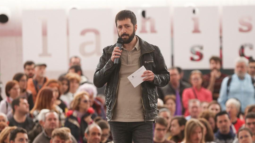 El juez imputa a Podemos, a Juanma del Olmo y a varios cargos en la causa sobre la financiación del partido
