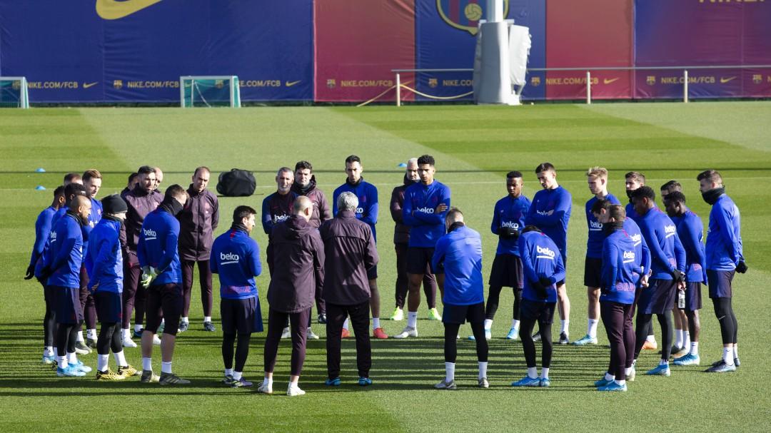 El Barcelona comunica un positivo por COVID-19 y el Athletic suma seis