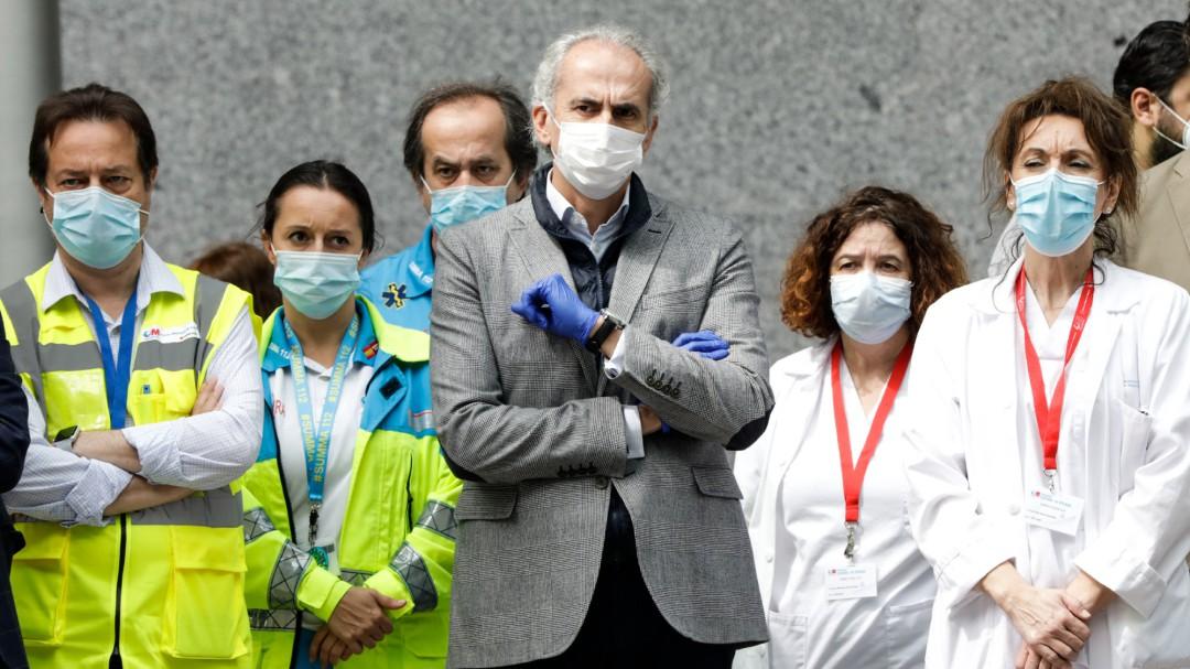 Sin rastro de los datos de asintomáticos en el nuevo informe epidemiológico de Madrid