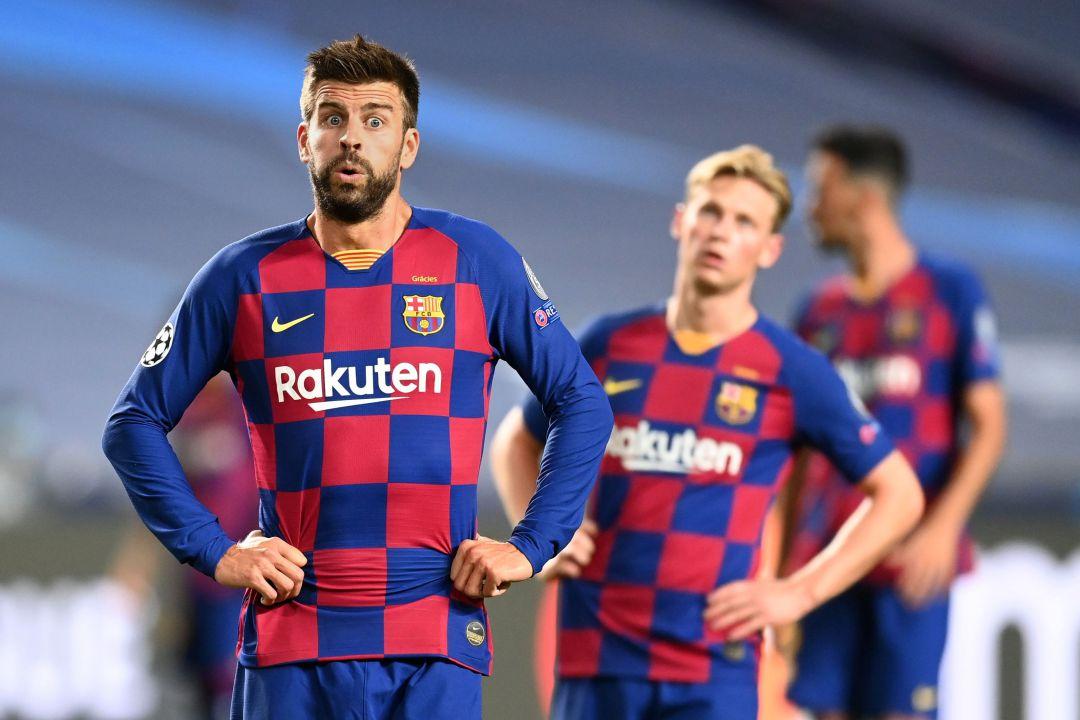 Barcelona 2 8 Bayern El Barcelona Se Va De La Champions En Una De Las Peores Noches De Toda Su Historia Deportes Cadena Ser