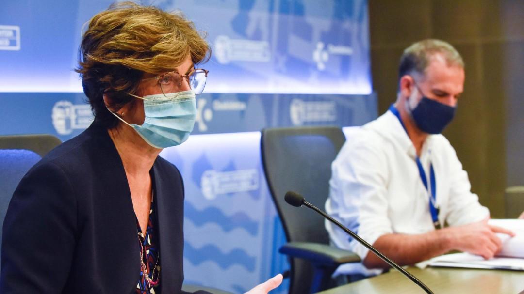 Euskadi volverá al estado de emergencia sanitaria este lunes