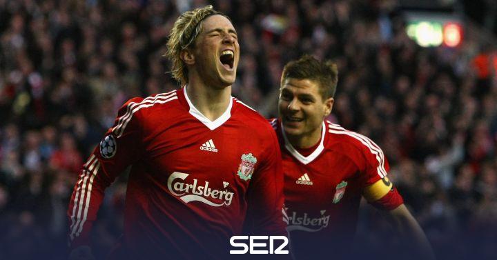 """Torres: """"Gerrard cambió mi juego, hay un Torres antes de jugar con él y otro después"""""""
