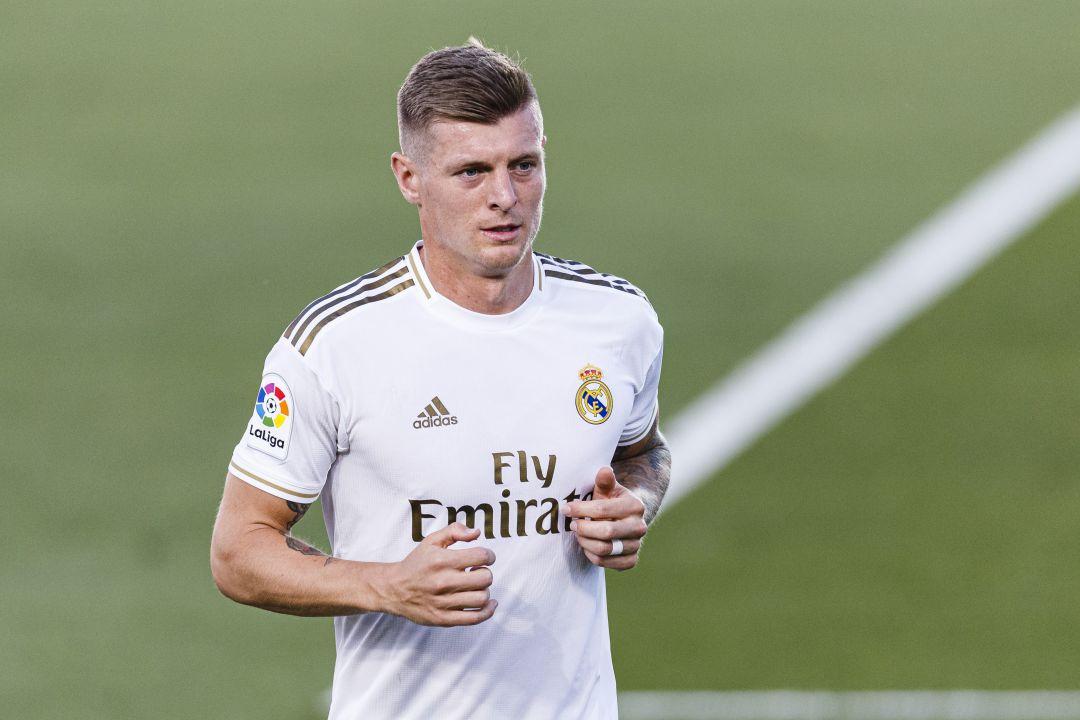 """Kroos: """"Llegué al Madrid como campeón del mundo, dejando claro que no era un matado""""   Deportes   Cadena SER"""