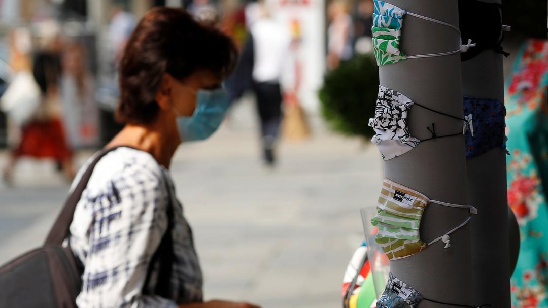 """La OMS advierte de que la situación en Europa por el coronavirus se está poniendo """"muy seria"""""""