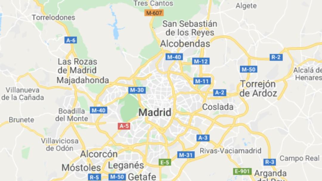 Estas son las 37 zonas de Madrid donde habrá restricciones a partir del lunes