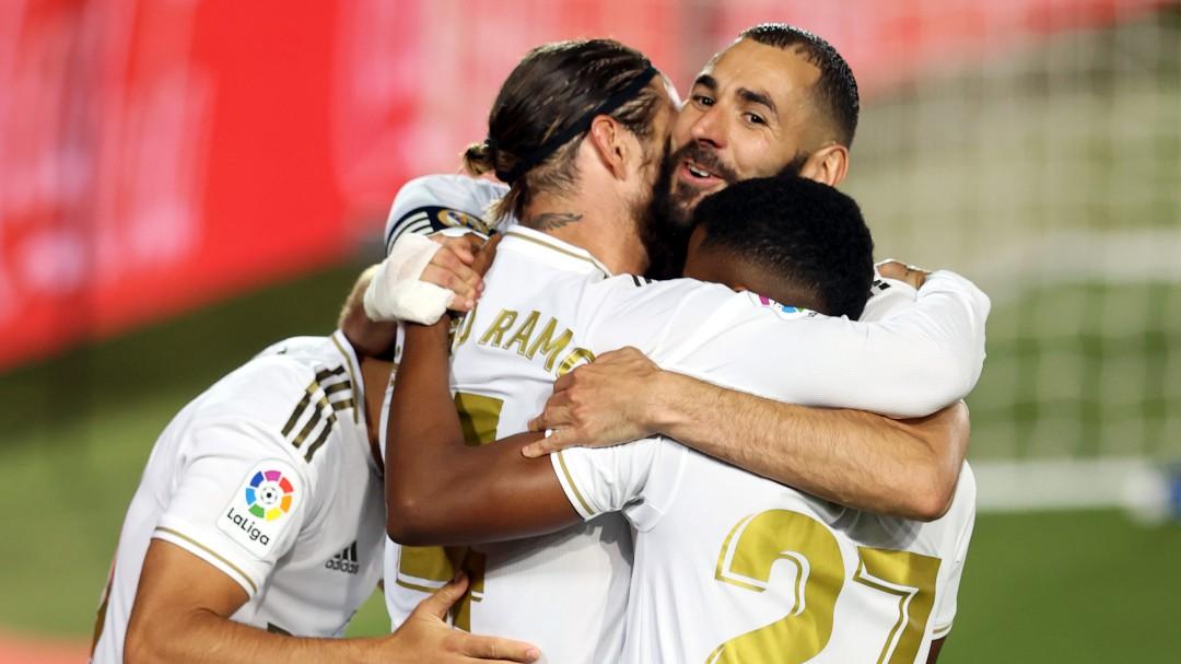 """Romero: """"Está fuera de forma, de peso y tiene un comportamiento irregular en el Real Madrid"""""""