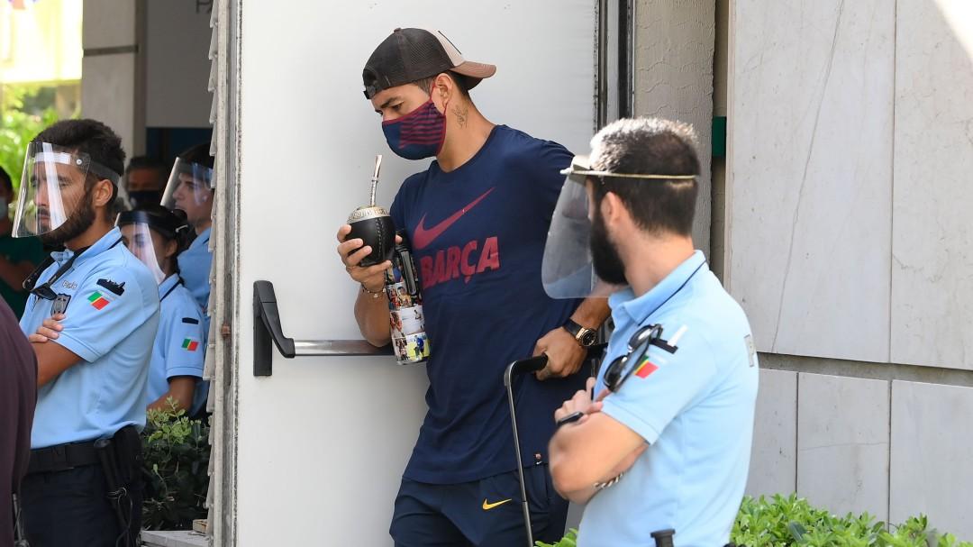 Barcelona y Atlético de Madrid alcanzan un acuerdo para el traspaso de Luis Suárez