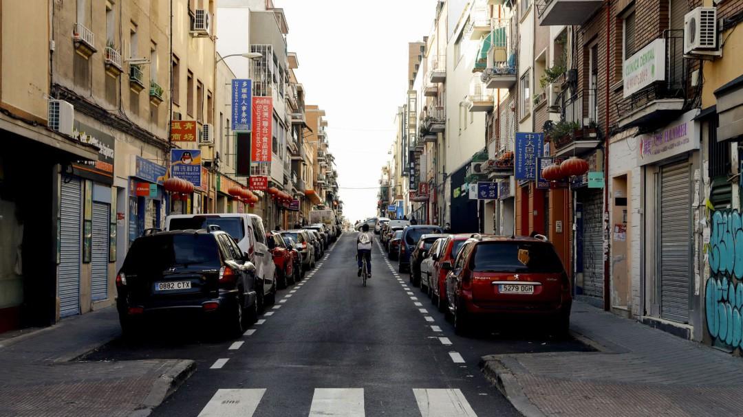 Otras 16 zonas no confinadas de Madrid suman más de 1.000 casos por 100.000 habitantes