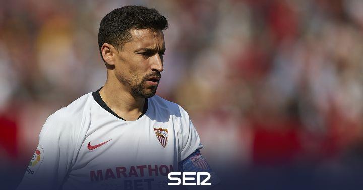 """Jesús Navas: """"Poder disfrutar de una final con el Sevilla es muy especial"""""""
