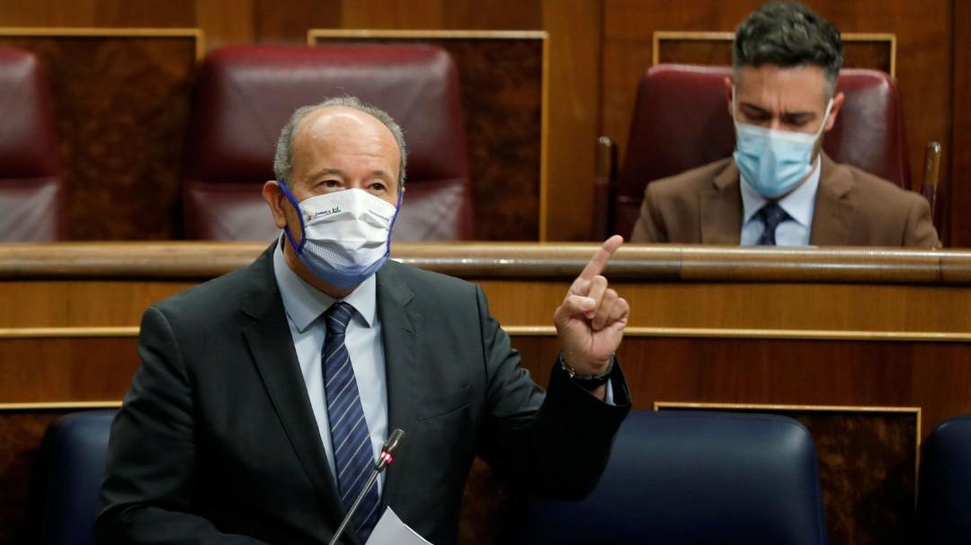 El ministro de Justicia anuncia que los indultos del 'procés' comenzarán a tramitarse la próxima semana