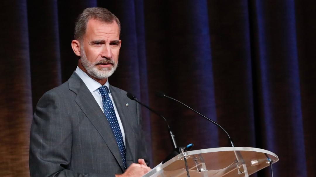 """Casa Real comunicó al CGPJ que el rey no iría a la entrega de despachos """"porque el Gobierno no lo autorizaba"""""""