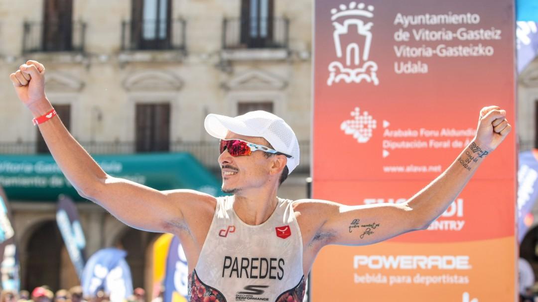 Muere el triatleta español Diego Paredes a los 42 años
