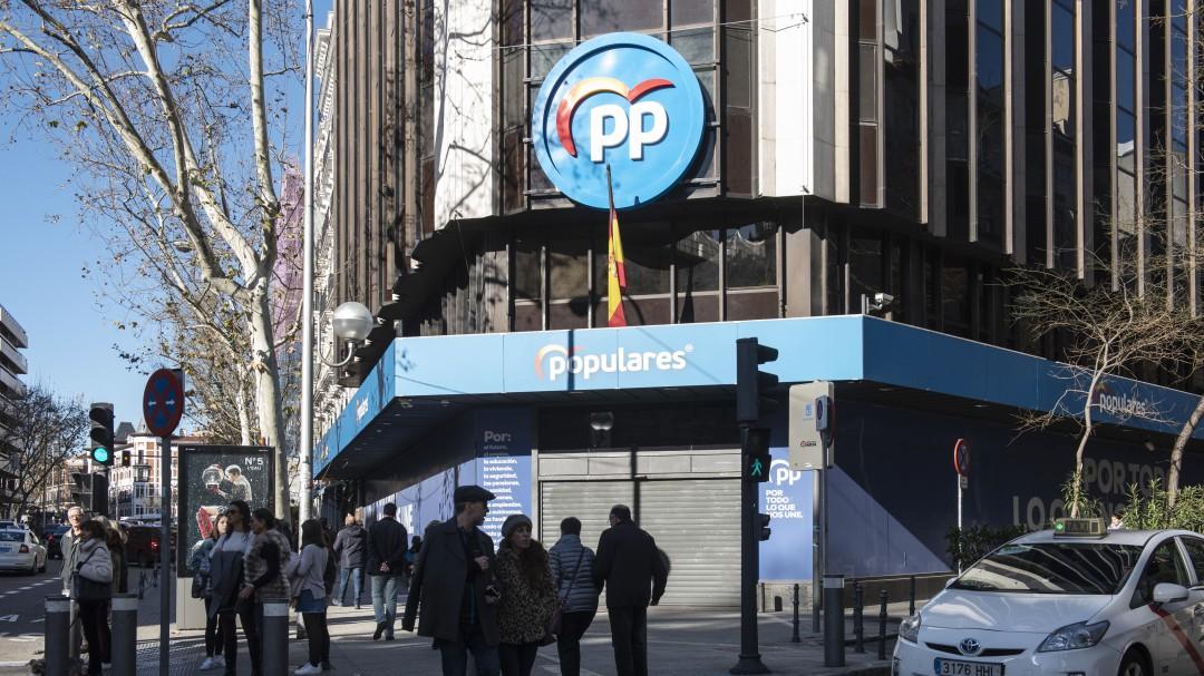 Fomento y la Comunidad de Madrid amañaron contratos a favor de un donante en b del PP