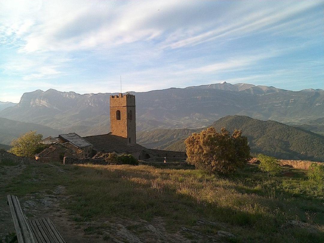 Aldea de Muro de Roda (Huesca)