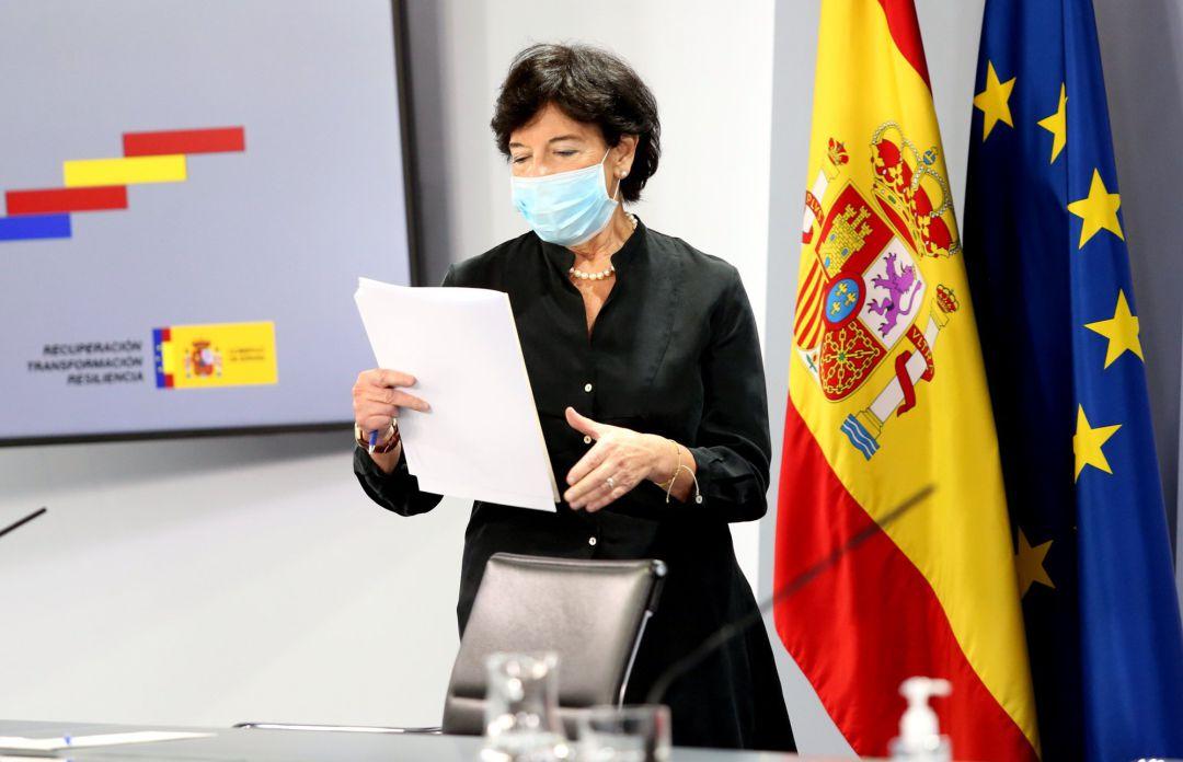 El Ministerio De Educación Eliminará El Requisito Del Máster Para Dar Clases Durante La Pandemia Sociedad Cadena Ser