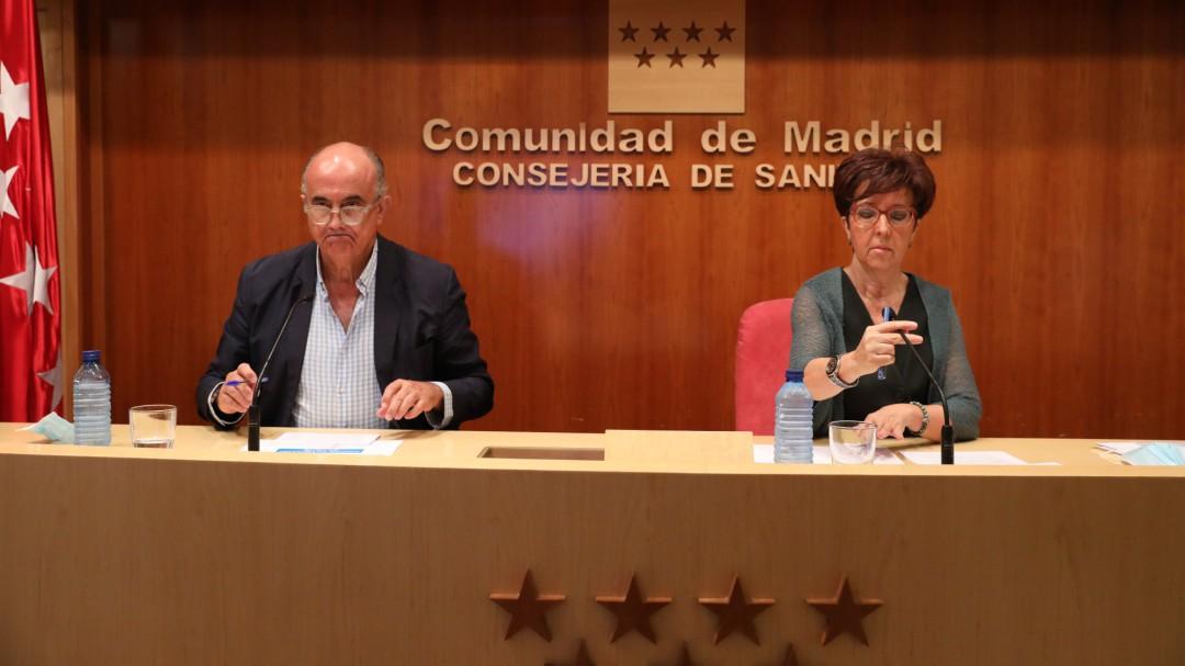 Estas son las ocho nuevas zonas con restricciones de movilidad en Madrid