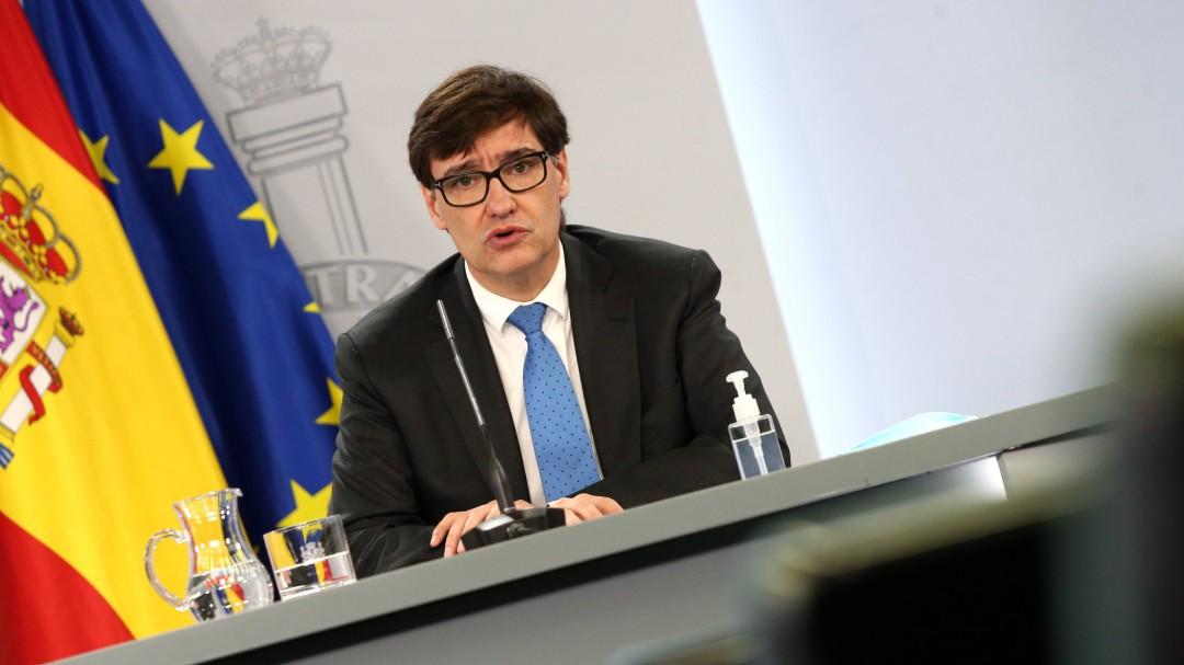 """Ultimátum de Illa: """"Emplazo a la Comunidad de Madrid a revisar sus decisiones y seguir recomendaciones"""""""