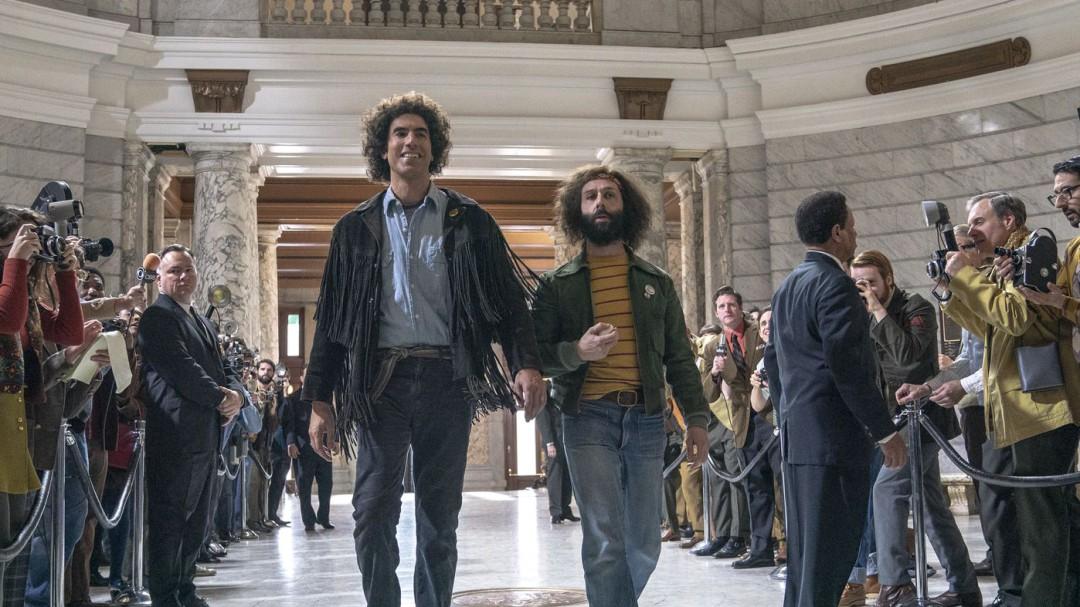 Aaron Sorkin llama a la revolución en las calles con 'El juicio de los 7 de Chicago'