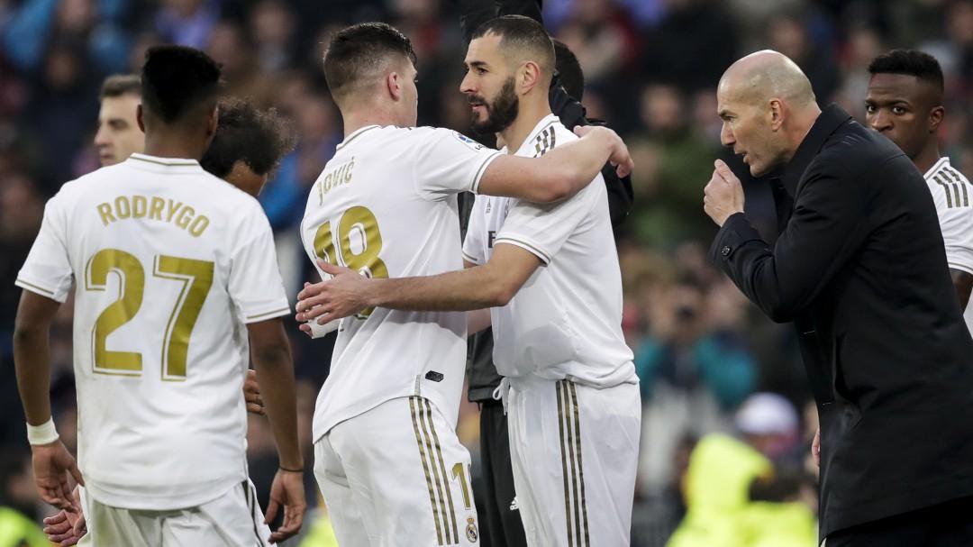 """""""Dijo que lo necesitaban"""": desvelado el nombre del delantero que pidió Zidane"""