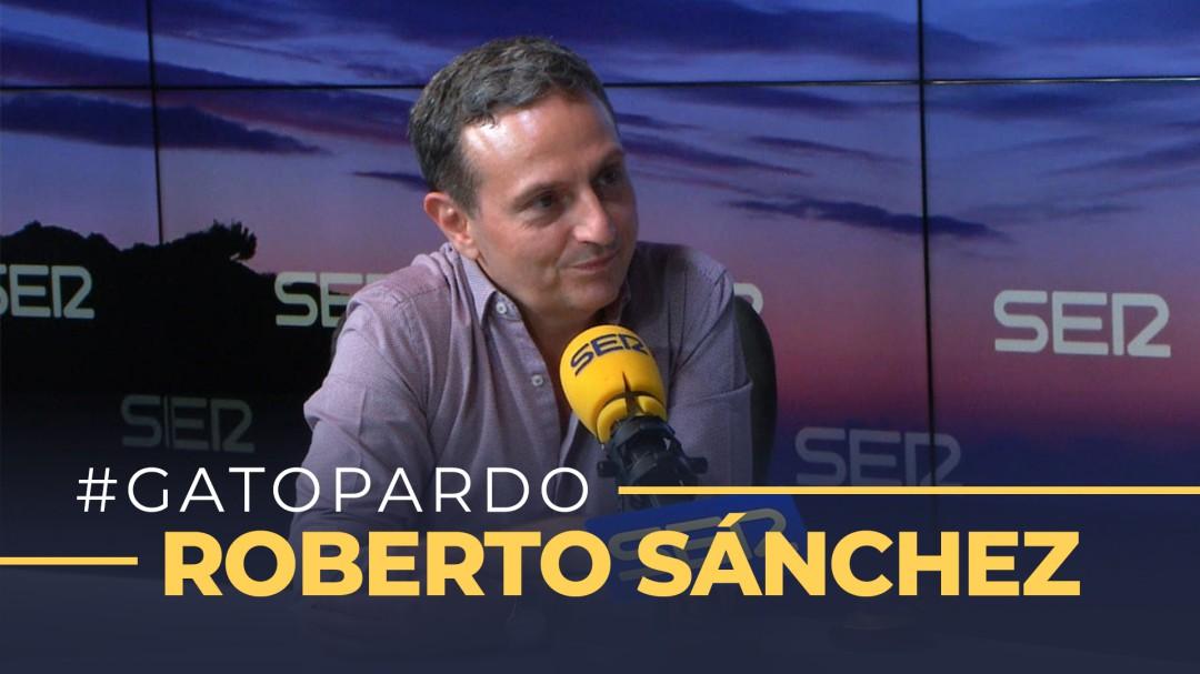 """Roberto Sánchez: """"Yo de pequeño me aburría mucho"""""""