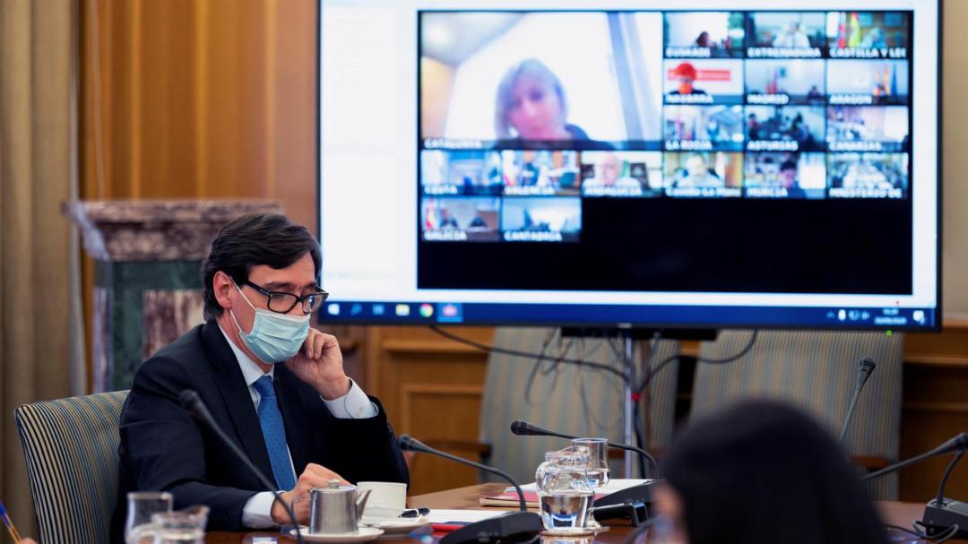 """Sanidad dice que Madrid tendrá que cumplir las restricciones aunque haya votado en contra: """"Ya hay una orden"""""""