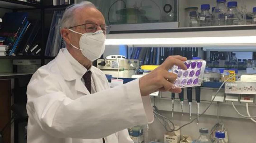 """Luis Enjuanes, virólogo del CSIC: """"Lo de Madrid es casi de retraso mental"""""""