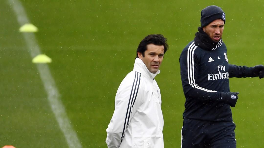"""""""No están para esto, Solari tenía razón"""": los jugadores del Real Madrid que ya señaló el argentino"""