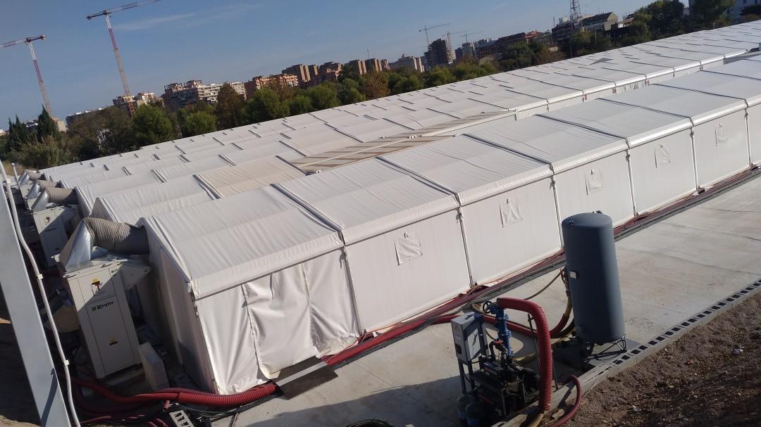 La Comunitat Valenciana estudia también decretar el toque de queda