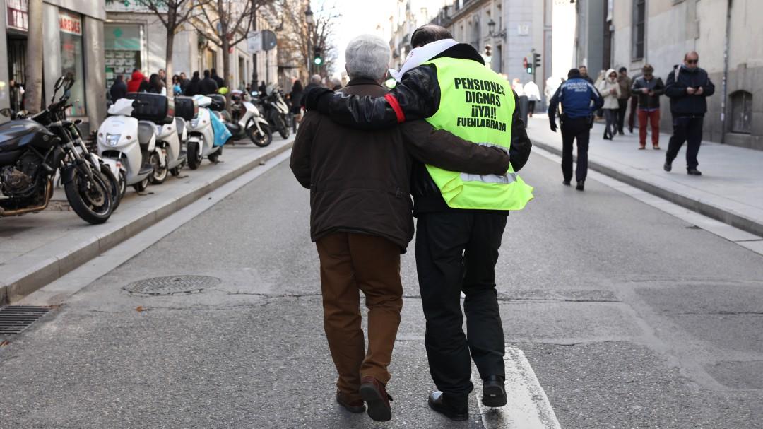 El Pacto de Toledo encomendará al Gobierno acabar con el déficit de las pensiones para 2023