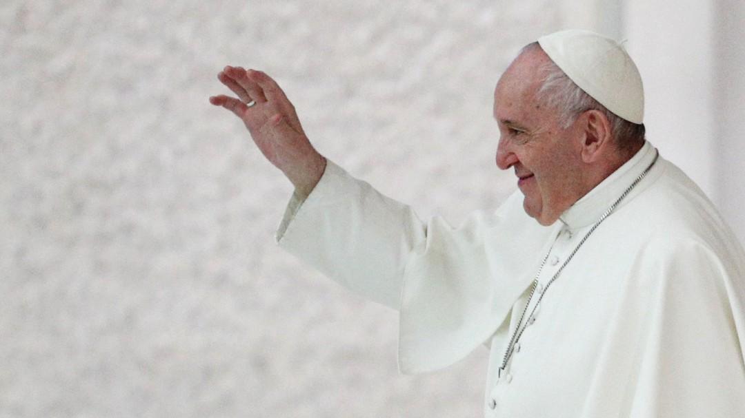 El papa Francisco apoya por primera vez las uniones civiles entre homosexuales
