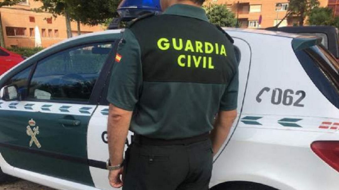 Un número de la Guardia Civil