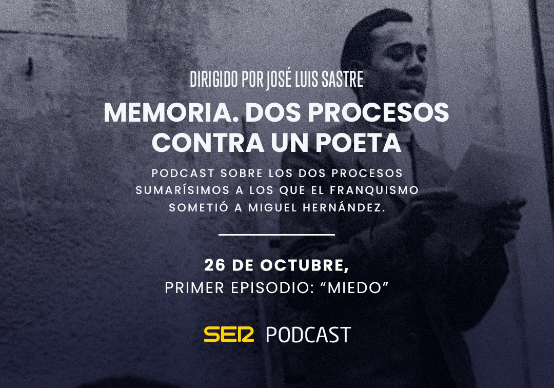 Podcast Miguel Hernández