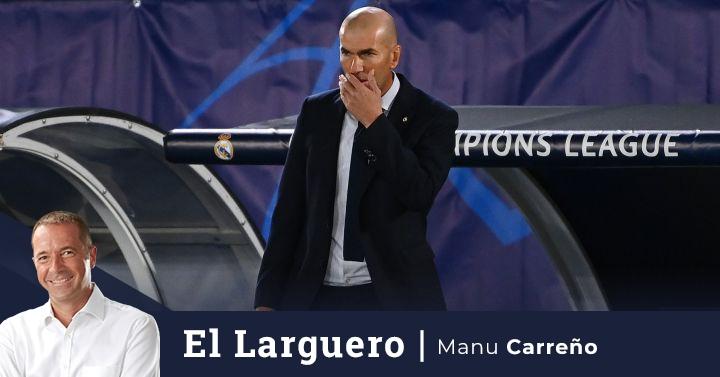 """""""Puede volver a hacerlo"""": Javier Matallanas vaticina el final del segundo ciclo de Zidane en el Madrid"""