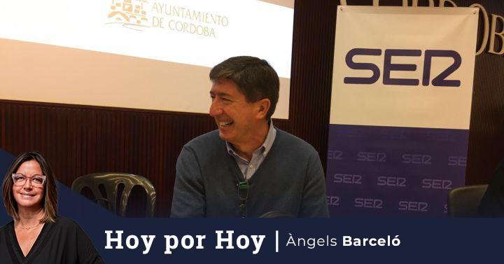 """Juan Marín desea que la """"pelea de las derechas en Madrid no afecte a Andalucía"""""""