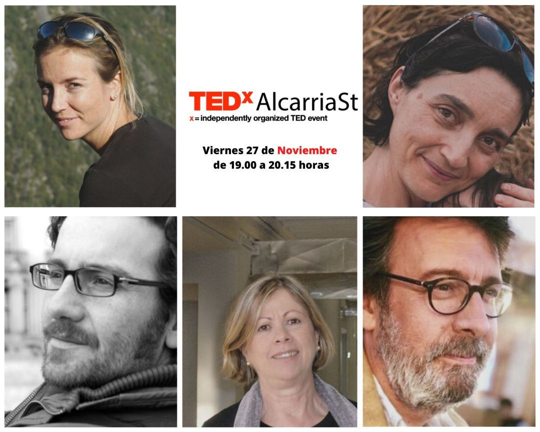 Evento TEDxAlcarriaSt