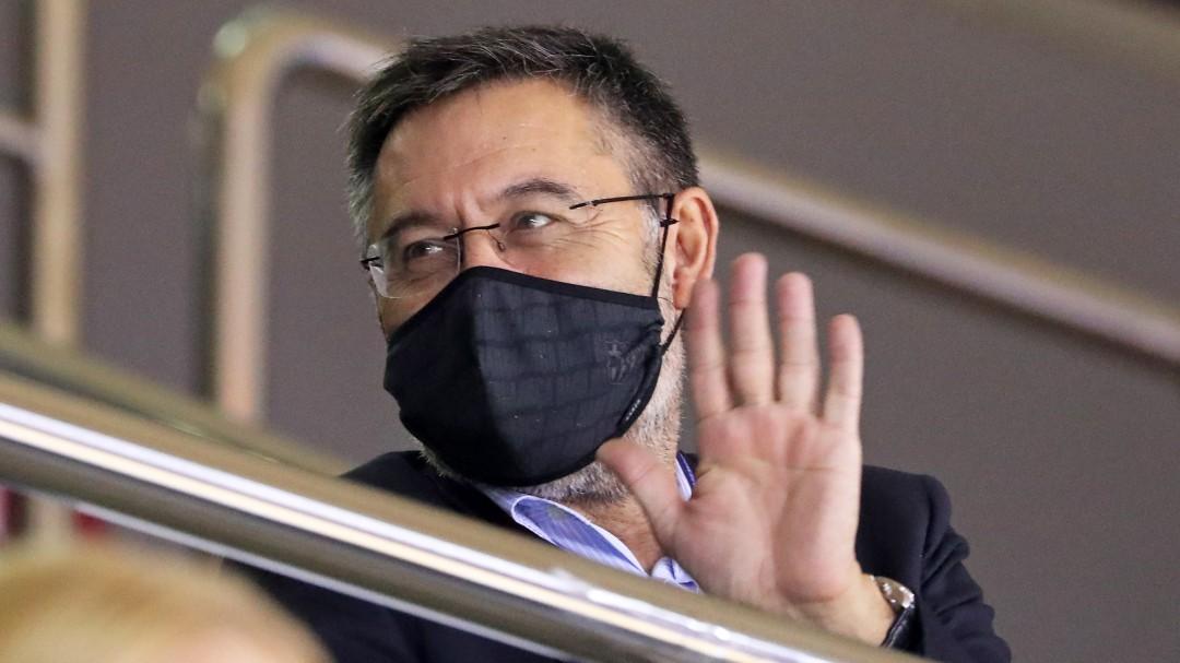 Dimite el presidente del FC Barcelona Josep María Bartomeu