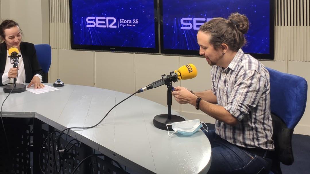 """Pablo Iglesias: """"Es inaceptable que no esté llegando el Ingreso Mínimo Vital"""""""