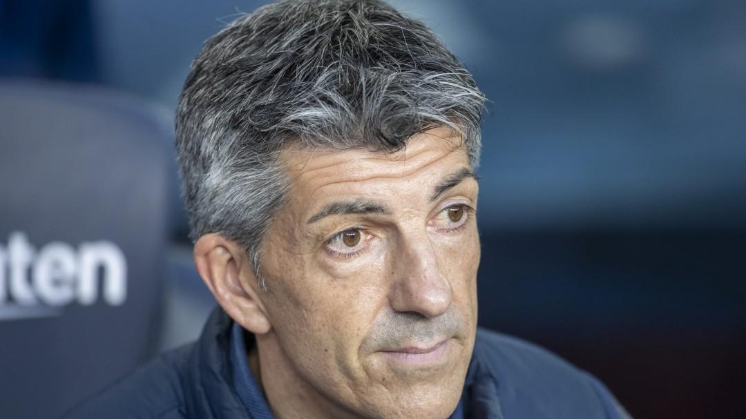 """Imanol Alguacil: """"Maradona tendría difícil jugar en esta Real Sociedad"""""""