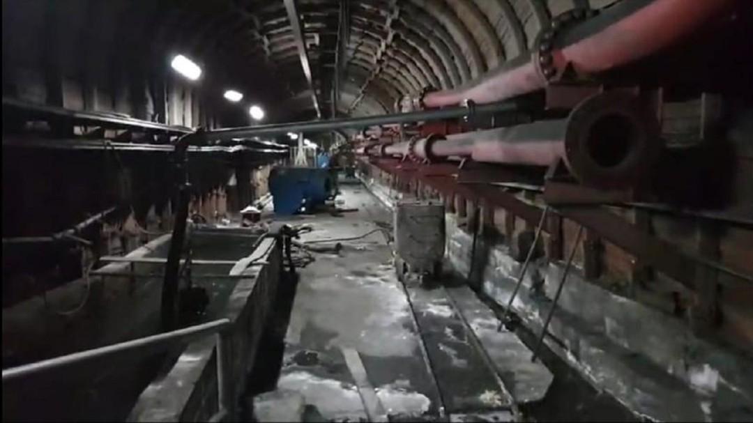 Informes técnicos avalan el uso de minas como almacén de la vacuna contra el COVID-19