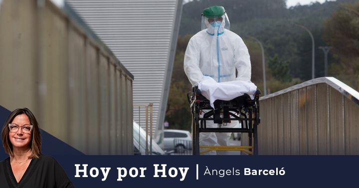 Noviembre, segundo peor mes en muertos y el primero en número de contagios de toda la pandemia