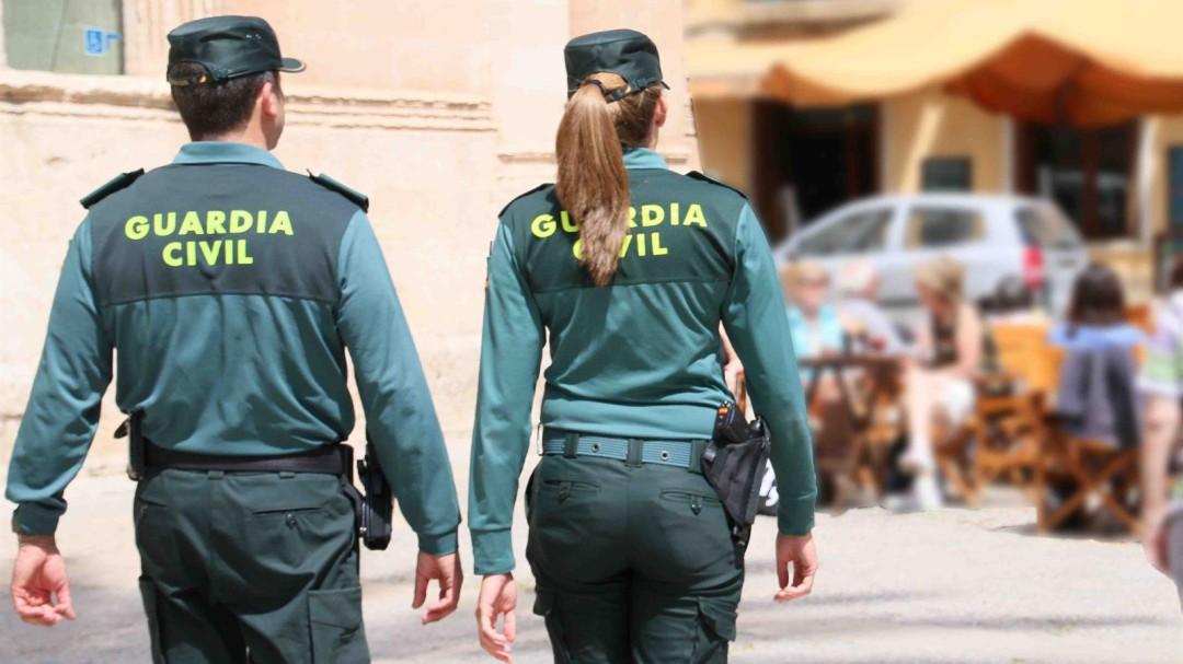 """Sancionada una guardia civil por denunciar en público el """"acoso"""" de sus superiores"""