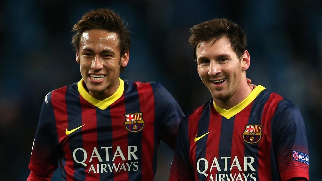 """Neymar: """"Quiero volver a jugar con Messi y seguro que el próximo año lo haremos"""""""