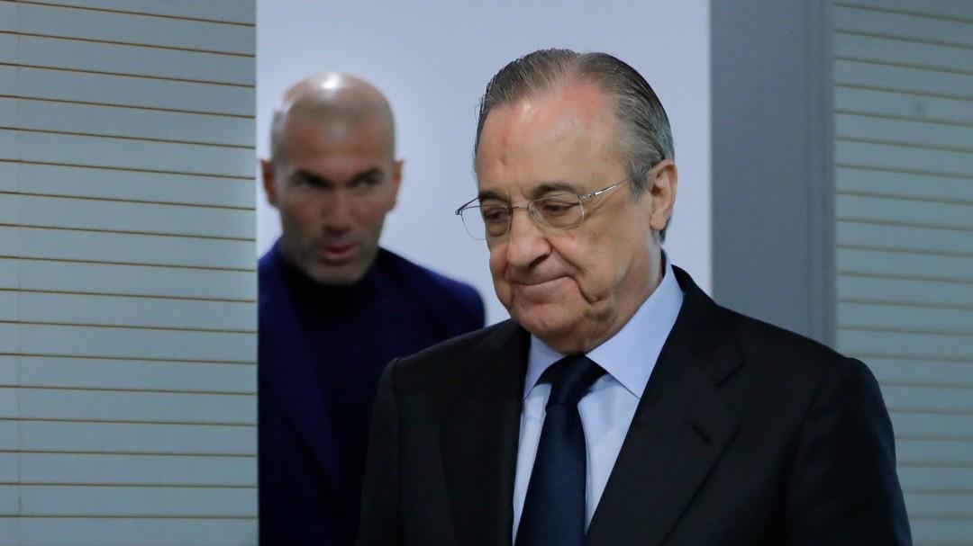 """Gallego: """"Esa es la razón por la que Zidane no ha sido destituido"""""""