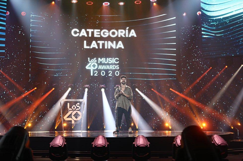 La gala de LOS40 Music Awards.