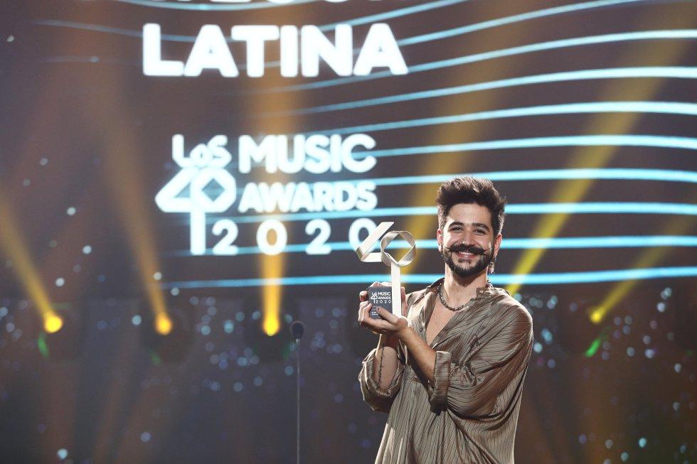 Los premios de LOS40 Music Awards 2020, en imágenes
