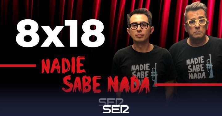 Nadie Sabe Nada 8x18 | Eau D'Hulk by Mark Ruffalo