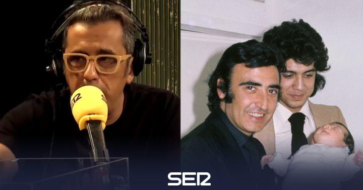 """Buenafuente, sobre Peret antes de ir a Eurovisión: """"Iba siempre con una pistola en el cinto"""""""